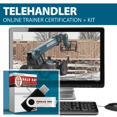 Telehandler/Zoom Boom Train the Trainer Certification