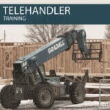 Telehandler Safety Training by Hard Hat Training