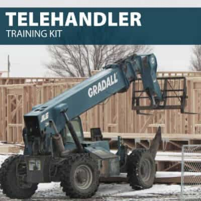 Telehandler Training Kit by Hard Hat Training