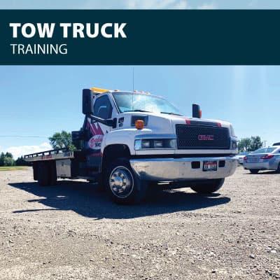 spanish tow truck training certification
