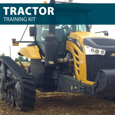 Tractor Training Program: Tractor Safety Training - Covers Tractor Operation and Maintenance