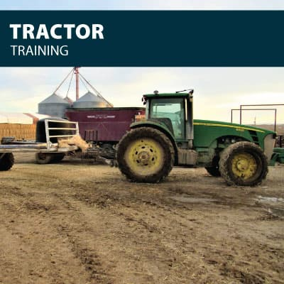 tractor training certification