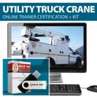 Utility Crane Trainer Certification