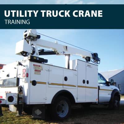 Utility Truck training certification