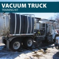 Vacuum Truck Training Kit from Hard Hat Training