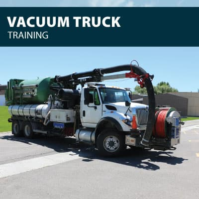vacuum truck HVAC training certification