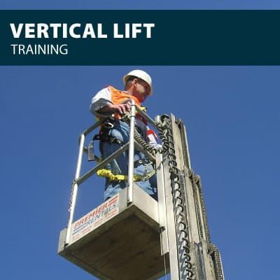 vertical lift training certification