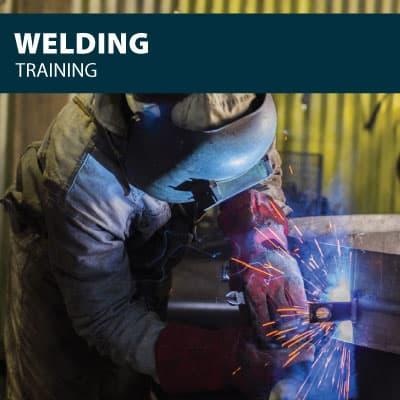 welding training certification