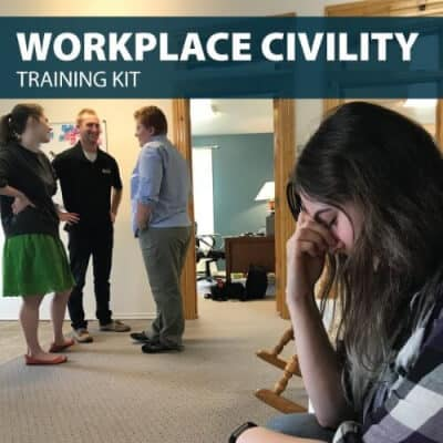 Workplace Civility Training Kit by Hard Hat Training