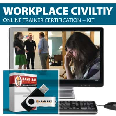 Workplace Civility Train the Trainer Certification